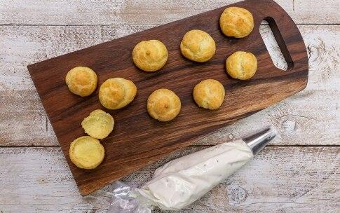 Preparazione Bignè salati sfiziosi - Fase 4