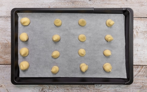 Preparazione Bignè salati sfiziosi - Fase 2