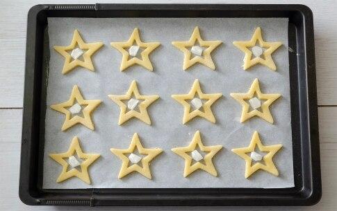 Preparazione Biscotti di vetro con frolla alle mandorle e limone - Fase 3