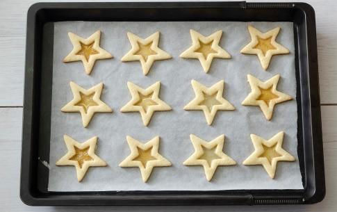 Preparazione Biscotti di vetro con frolla alle mandorle e limone - Fase 4