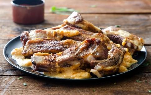 Preparazione Costine di maiale alla paprika - Fase 4