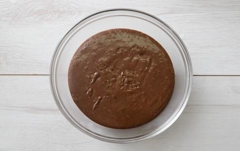 Preparazione Crostata meringata al cacao - Fase 7