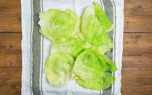 Preparazione Terrina di verza, patate e prosciutto - Fase 1