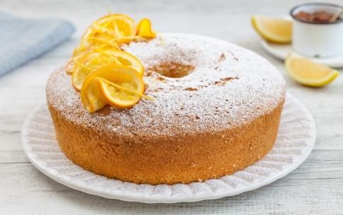 Preparazione Torta nuvola all'arancia e limone - Fase 4