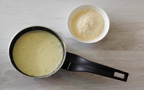 Preparazione Babà salati alla crema di mandorle e parmigiano - Fase 3