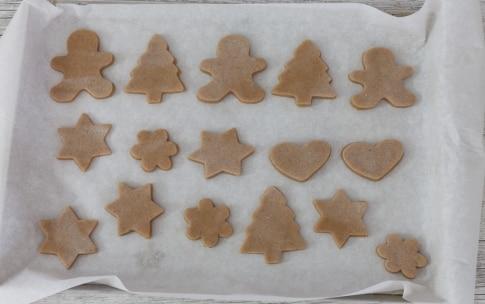 Preparazione Biscotti di pan di zenzero con il Bimby - Fase 2
