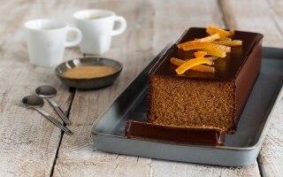 Cake al pain d'épices