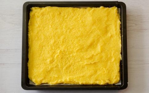 Preparazione Canapè di crostini grigliati di polenta bigusto - Fase 1