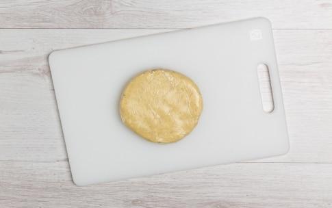 Preparazione Choux craquelin con crema al praliné - Fase 1