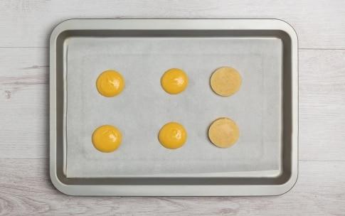 Preparazione Choux craquelin con crema al praliné - Fase 5