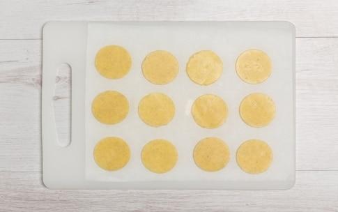 Preparazione Choux craquelin con crema al praliné - Fase 4