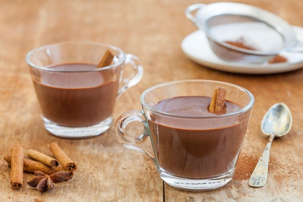 Cioccolata calda con il Bimby