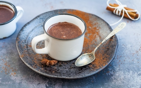 Preparazione Cioccolata calda con il Bimby - Fase 1