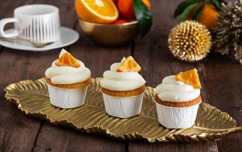 Preparazione Cupcakes all'arancia - Fase 4