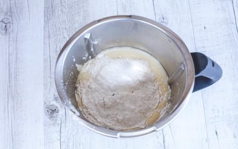 Preparazione Plumcake con il Bimby - Fase 2