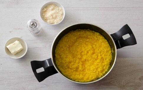 Preparazione Tartine di riso al salto con crescenza e mazzancolle - Fase 1