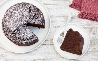 Torta al cioccolato senza burro con il Bimby