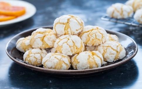 Preparazione Biscotti morbidi all'arancia - Fase 4