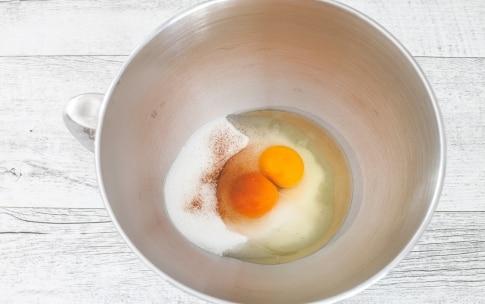 Preparazione Plumcake all'arancia - Fase 1