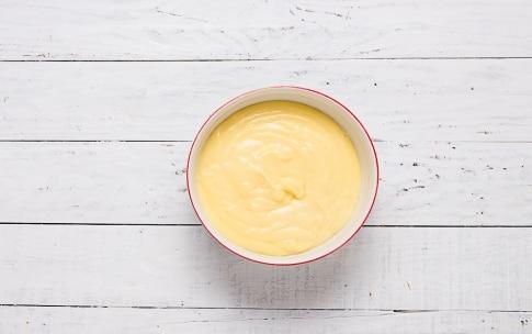 Preparazione Torta al cacao, rum, crema all'arancia - Fase 2