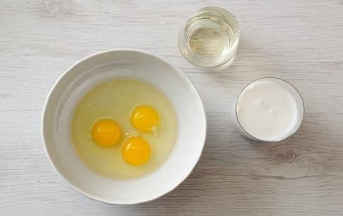 Preparazione Ciambella con crusca, uvetta e cardamomo - Fase 2