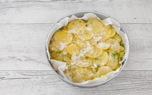 Preparazione Frittata di patate al forno - Fase 2