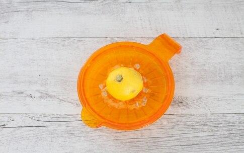 Preparazione Scaloppine al limone - Fase 2
