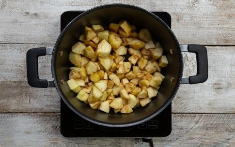 Preparazione Composta di mele e cannella - Fase 2