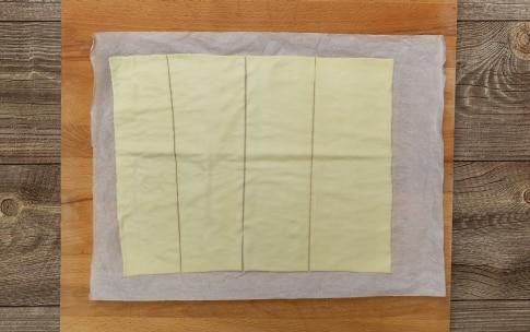 Preparazione Mele in gabbia - Fase 3