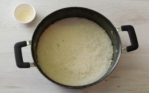 Preparazione Pokè bowl  - Fase 1