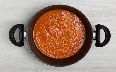 Preparazione Risotto al pomodoro - Fase 2