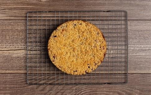 Preparazione Streusel cake ai frutti di bosco - Fase 4