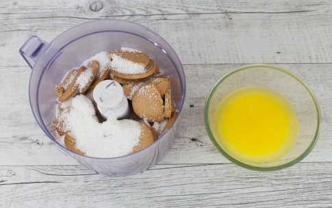 Preparazione Crostata al kiwi - Fase 1