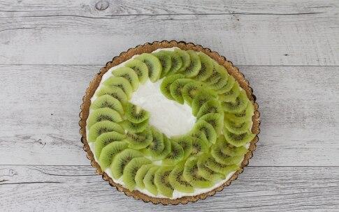Preparazione Crostata al kiwi - Fase 3