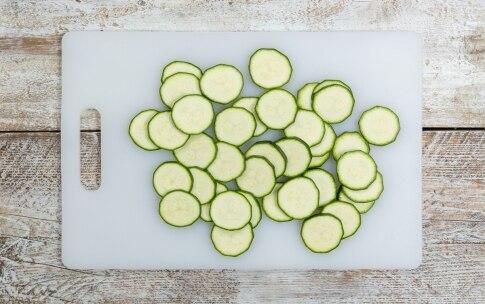 Preparazione Orzotto al pomodoro e burrata - Fase 2