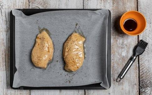 Preparazione Petto di pollo con cottura a bassa temperatura - Fase 3
