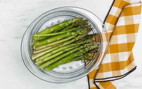 Preparazione Plumcake salato agli asparagi - Fase 1