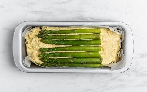 Preparazione Plumcake salato agli asparagi - Fase 3