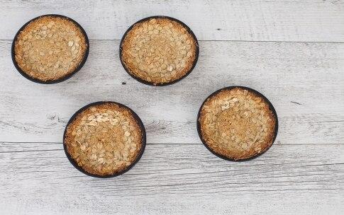 Preparazione Tartellette di granola al kiwi - Fase 2