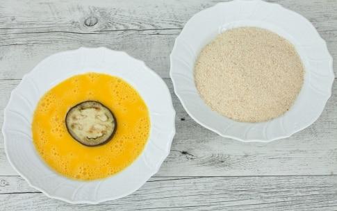 Preparazione Cotolette di melanzane - Fase 2