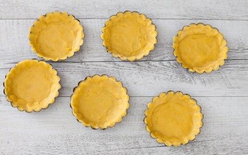 Preparazione Crostatine alle mele - Fase 3