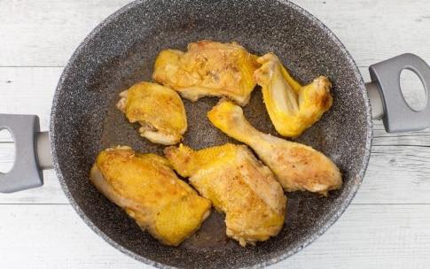 Preparazione Pollo al forno con la birra - Fase 2