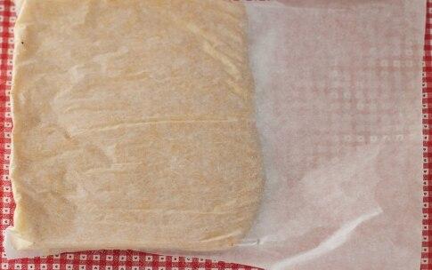 Preparazione Rotolo alle fragole - Fase 4