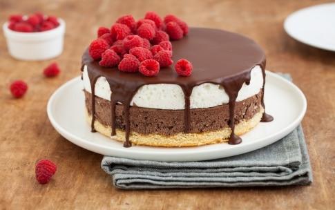 Preparazione Bird's milk cake - Fase 6