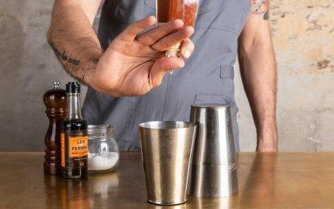 Preparazione Bloody Mary - Fase 2
