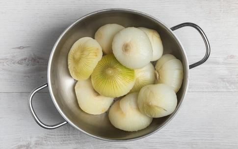 Preparazione Cipolle al forno - Fase 1