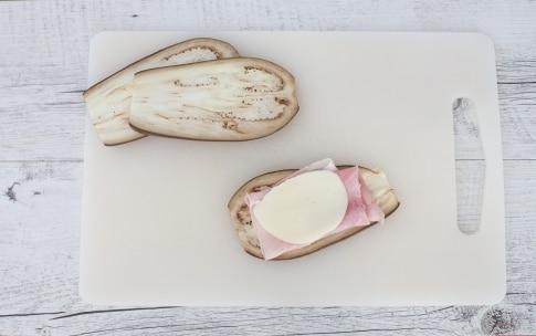 Preparazione Involtini di melanzane al forno - Fase 2