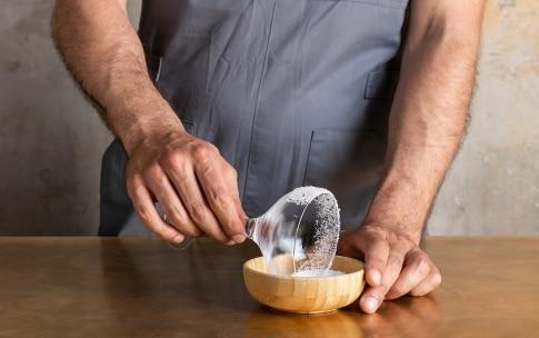 Preparazione Margarita - Fase 1