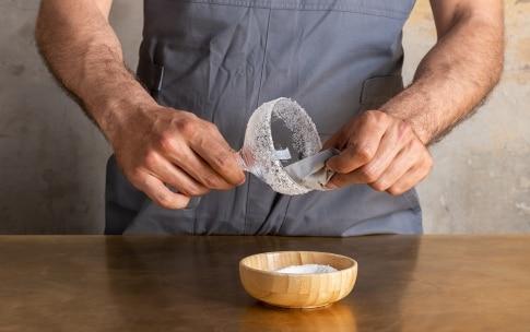 Preparazione Margarita - Fase 2