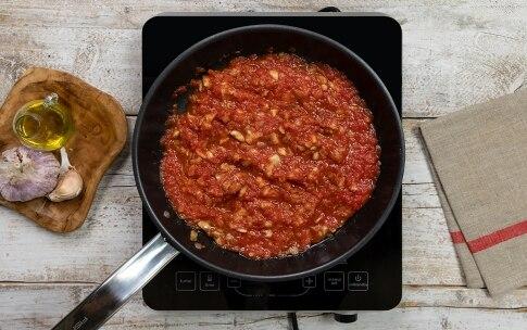 Preparazione Melanzane ripiene alla parmigiana - Fase 3